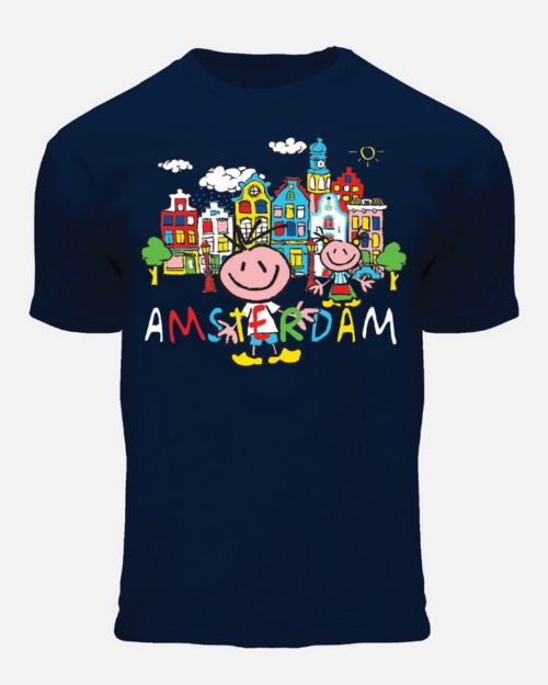 Happy Houses Kids T-Shirt