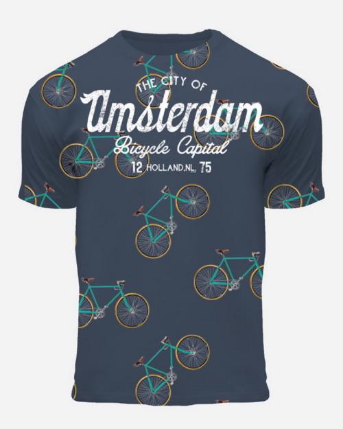 Bicycle Capital Kids T-Shirt