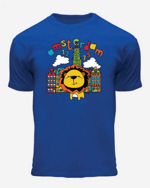 Happy Lion Kids T-Shirt