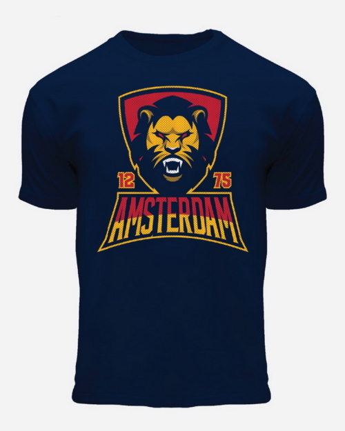 Amsterdam Lion Kids T-Shirt