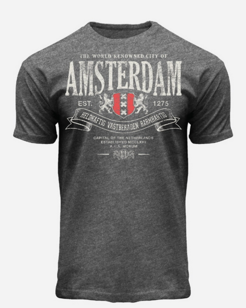 this is a picture of World Renowned City T-Shirt