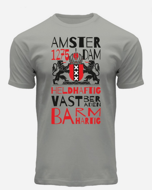 this is an image of Two Lions Amsterdam T-Shirt