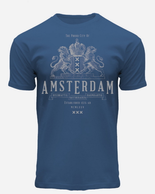 this is a Proud City Amsterdam T-Shirt