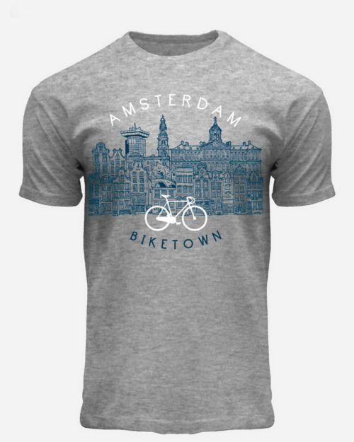 this is a Skyline Bike Town T-Shirt
