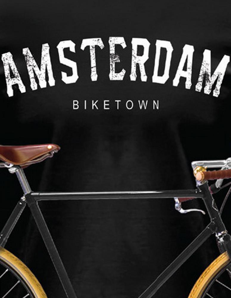 Big Fixie BikeTown T-Shirt