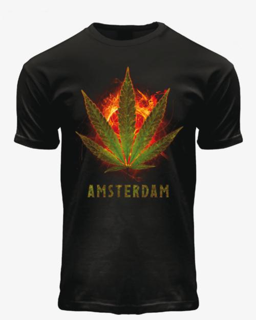 Burning Kush T-Shirt