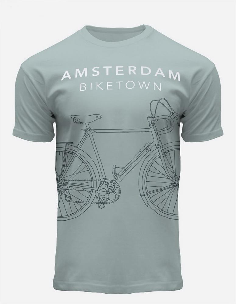 Big BikeTown Amsterdam T-Shirt