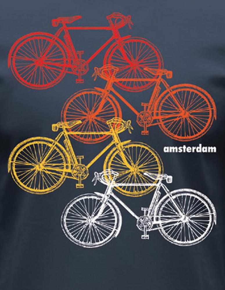 Four Big Bikes T-Shirt