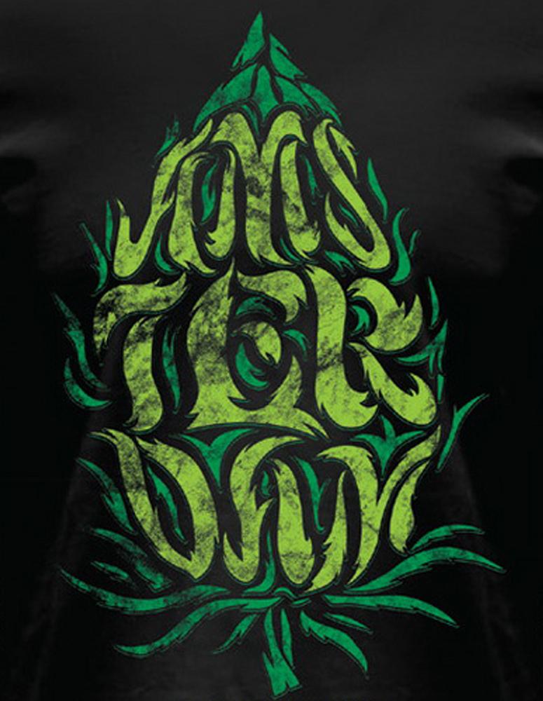 Kush Bud Amsterdam T-Shirt