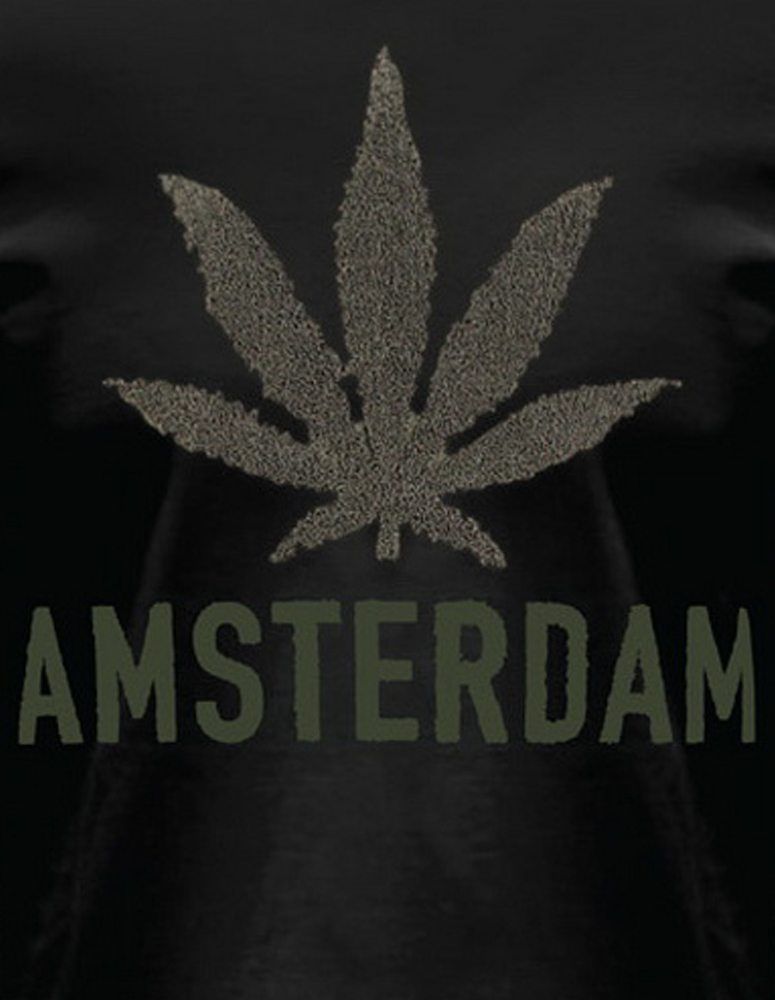 MJ Leaf T-Shirt Amsterdam