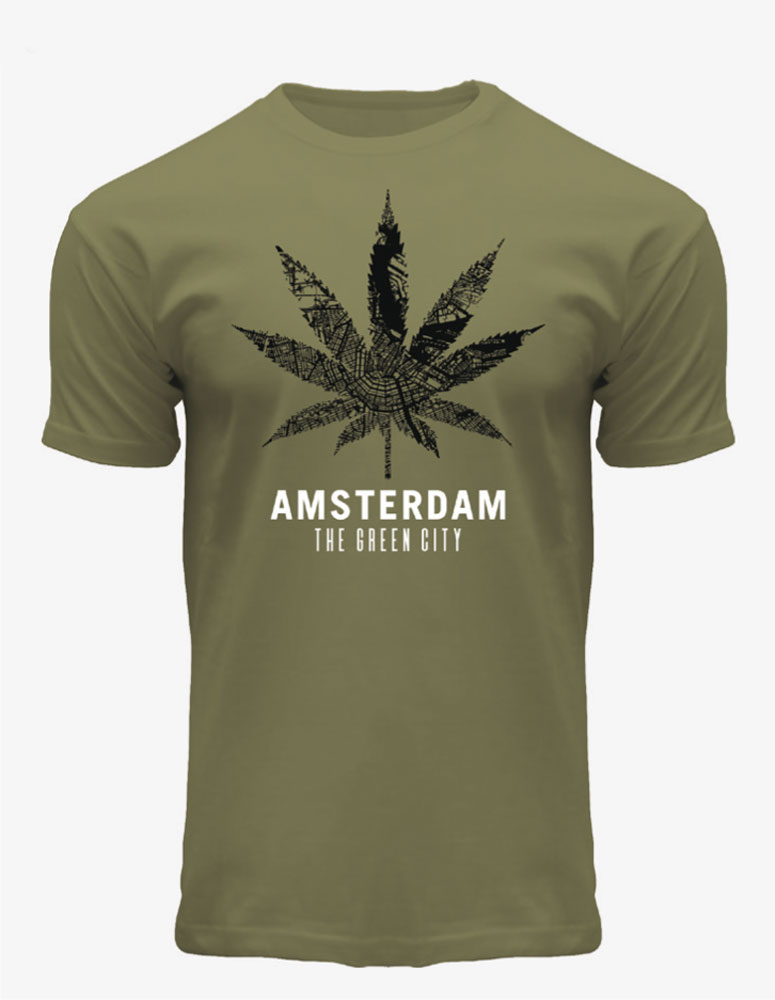 Green City Amsterdam T-Shirt