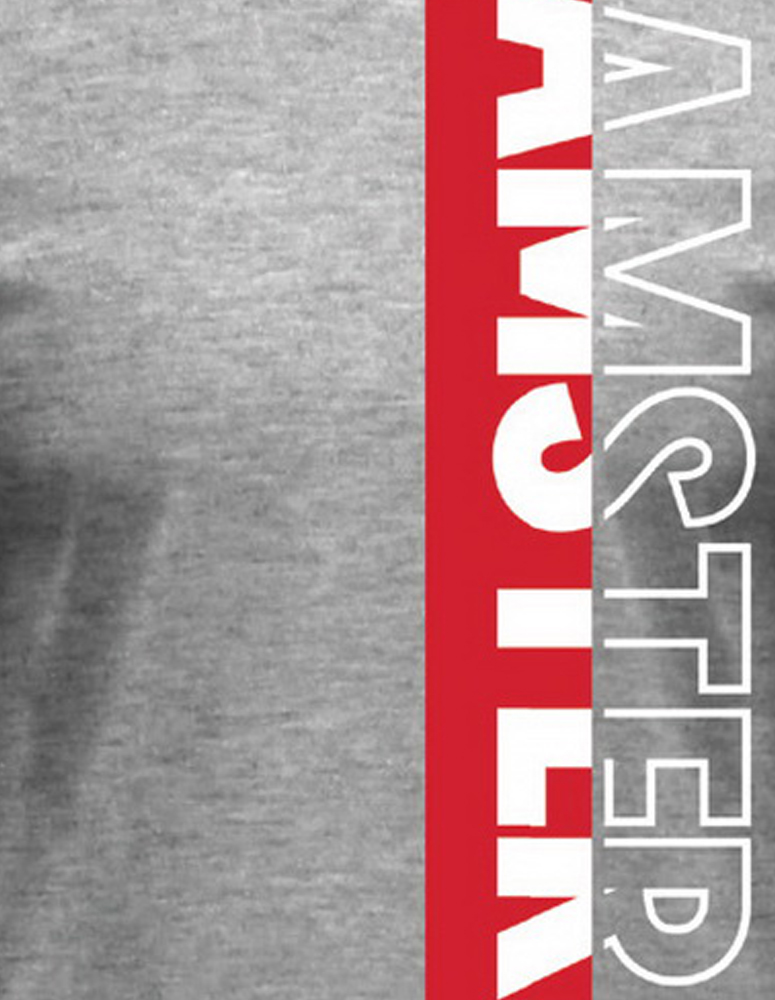 Vertical Amsterdam Redline T-Shirt