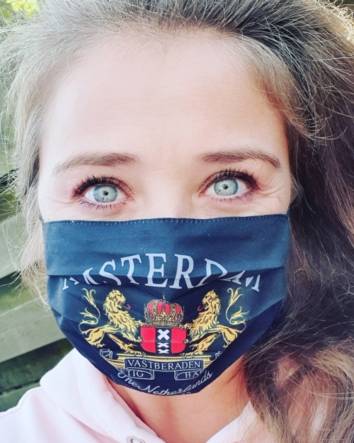 Amsterdam Shield Face Mask