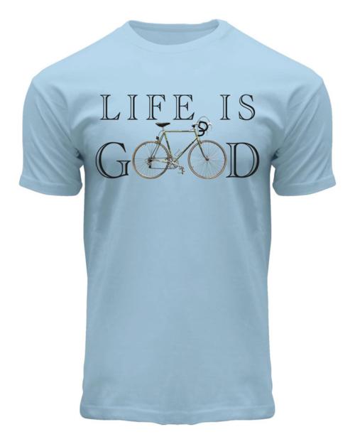 Life is Good Essentials T-Shirt