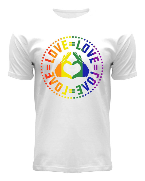 Love Essentials T-Shirt White