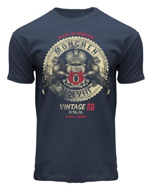 München Vintage 58 T-Shirt