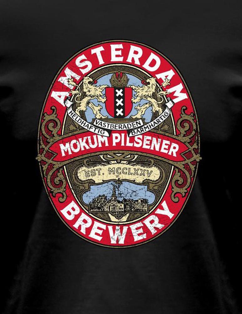 Mokum Pilsner T-Shirt